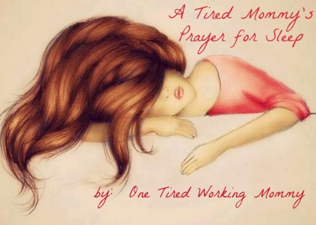 Prayer for Sleep