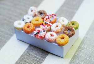 cheerio mini donuts