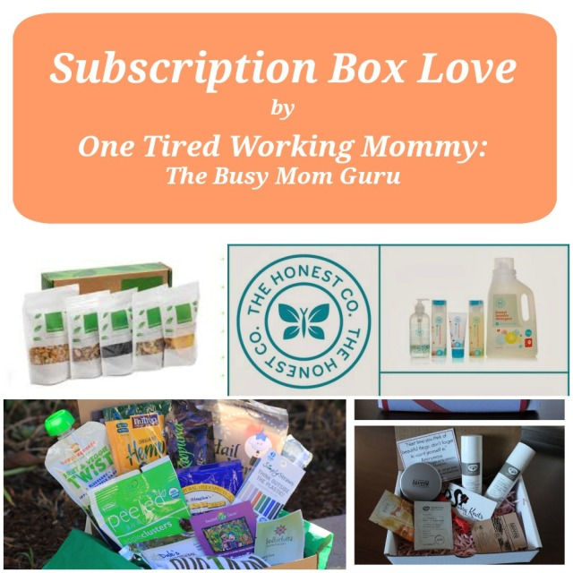 Subscription Box Love