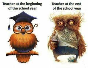 dead teacher