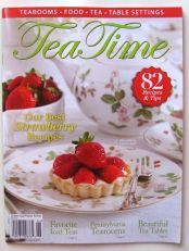 Tea Time Strawberry Issue
