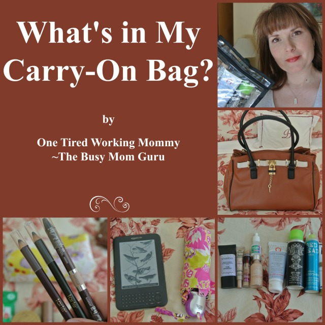 How to Pack Your Carry On Bag