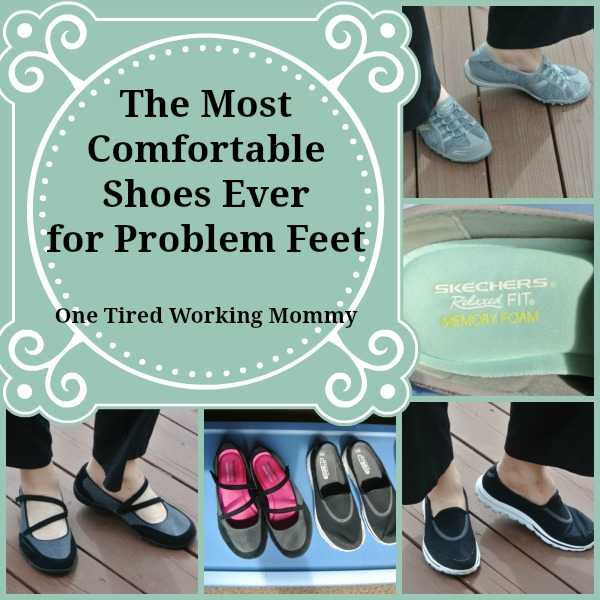 The Most Comfortable Shoes Ever for Problem Feet