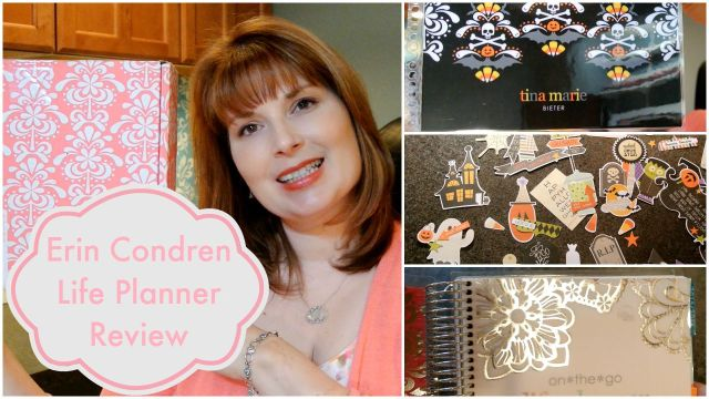 Erin Condren Life Planner Review & Sticker Haul