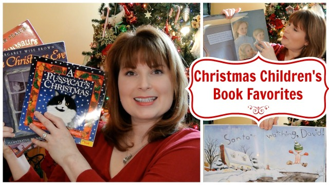 Christmas Children's Book Favorites