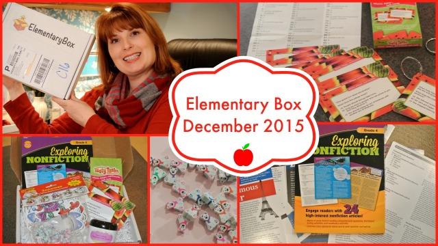 Elementary Box December 2015
